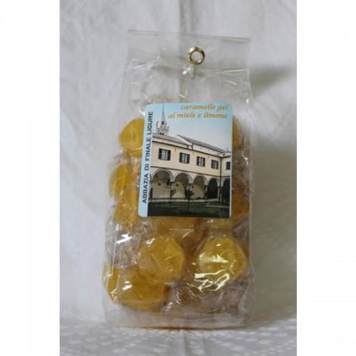 Caramelle Gelatine Limone/Miele
