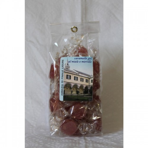 Caramelle Gelatine frutti bosco/propoli